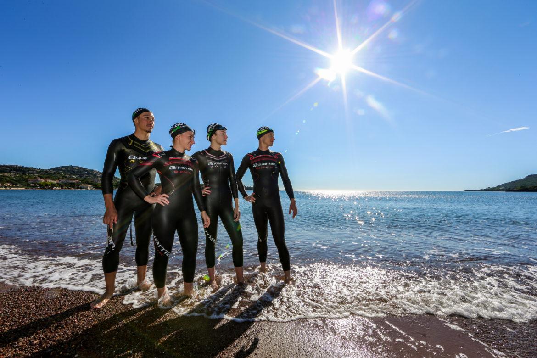 Aquaman Wetsuits in Japan